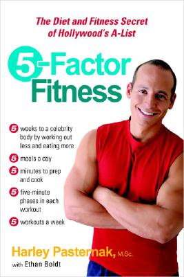 5-factor Fitness By Pasternak, Harley/ Boldt, Ethan