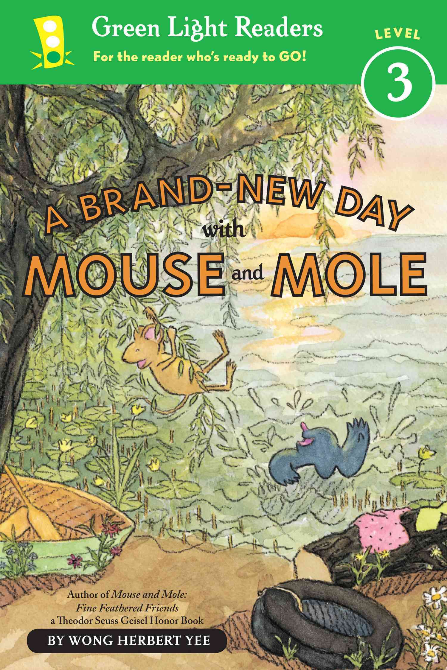 A Brand-new Day With Mouse and Mole By Yee, Wong Herbert